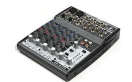 4 kanals mixer