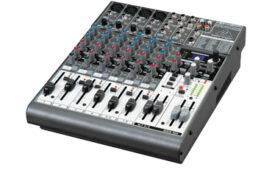 8 kanals mixer