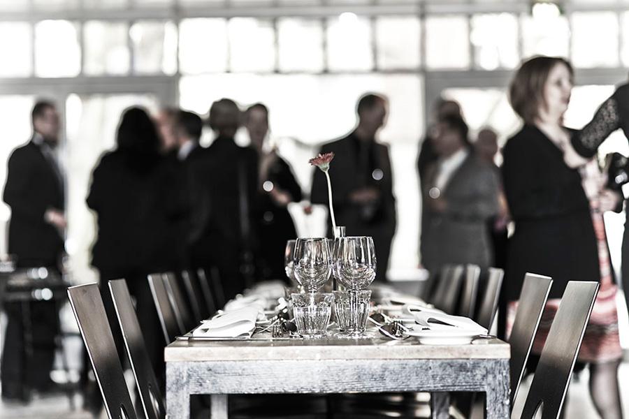 Smak i Malmö, festlokal till bröllop