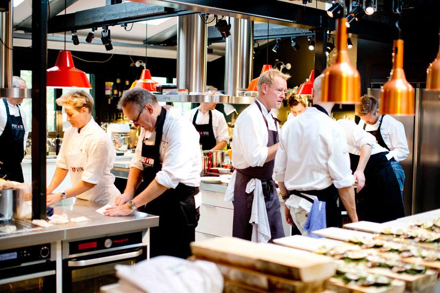 Mat o vin Slottsparken på Alltförfest.se