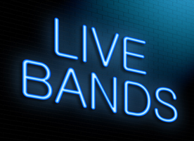 liveband, coverband