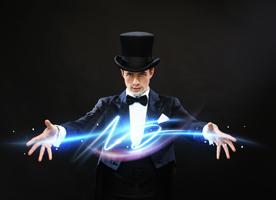 magiker till festen