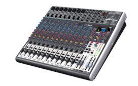 16 kanals mixer