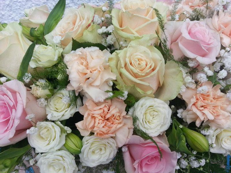 Blomsterfabriken, brudbuketter, bröllop