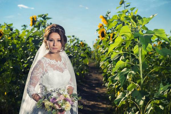 Bröllopsfotograf och make-up i skåne