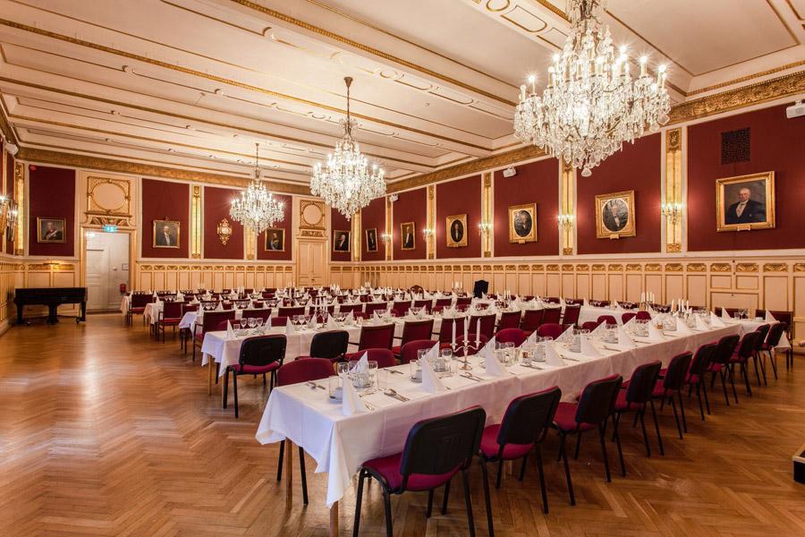 Frimurarlogen, festlokal för bröllop och fest i Malmö