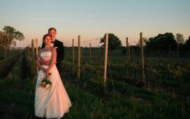 Bröllop Flädie