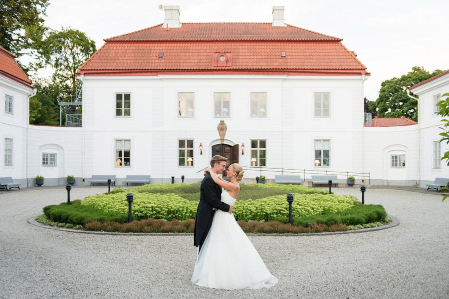 Bröllop på Bjärsjölagårds slott