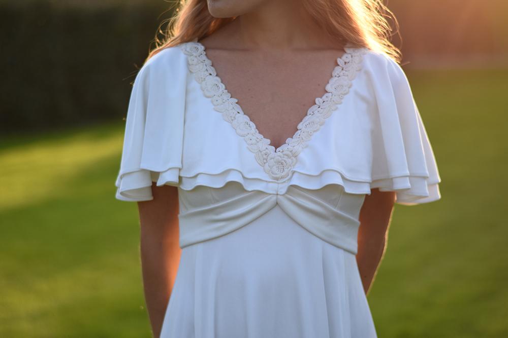 6161e6dc2032 Hyr din vintage brudklänning hos Brudkammaren så gör du gott för miljön!